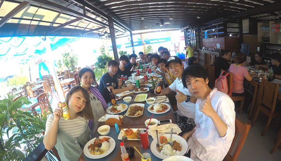 昼食(フィリピン料理)