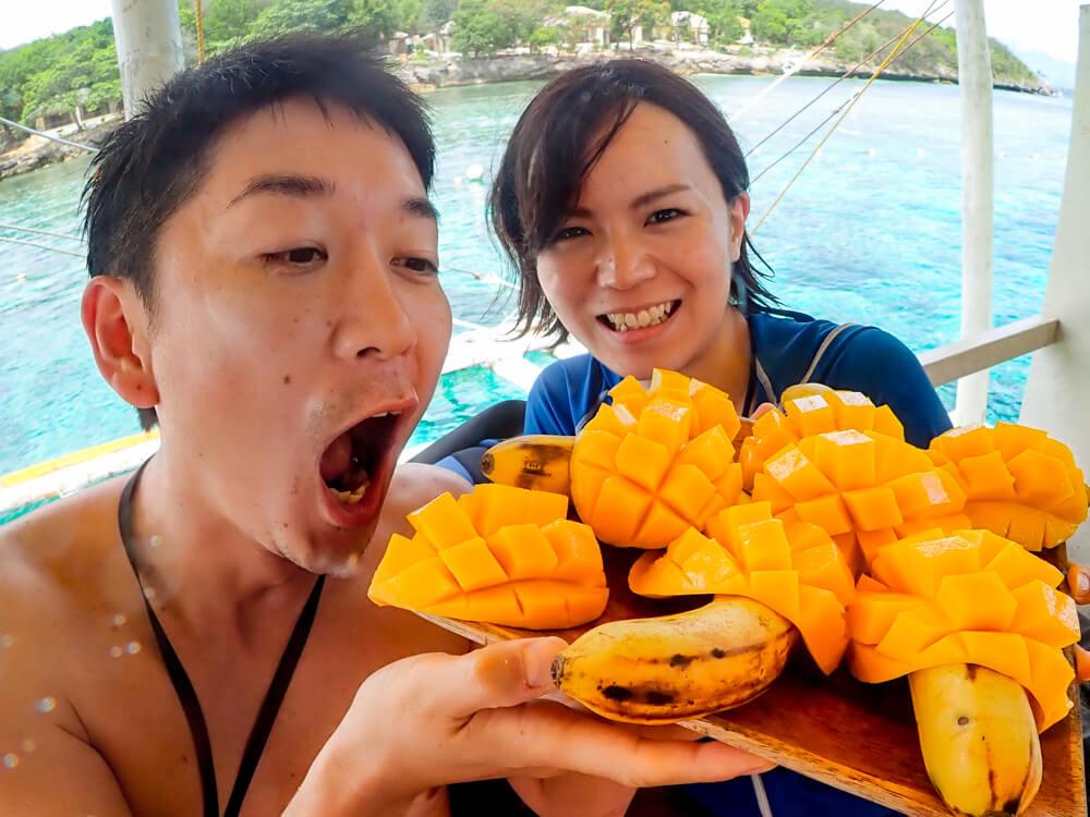 ランチ&完熟マンゴー食べ放題