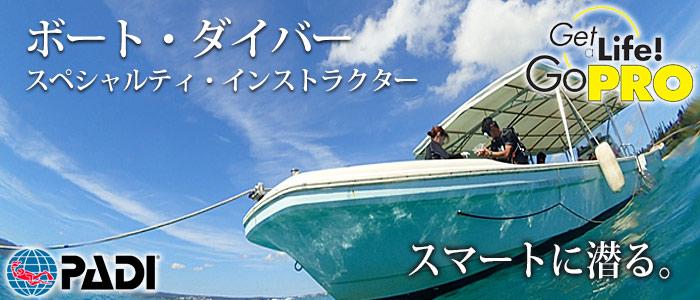 ボートダイバー